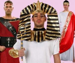 Griegos, Romanos y Egipcios