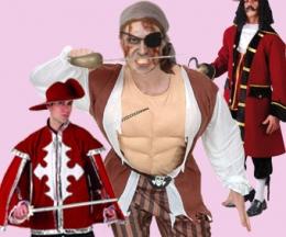 Mosqueteros y Piratas