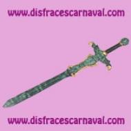Espada Guerrero Esqueleto
