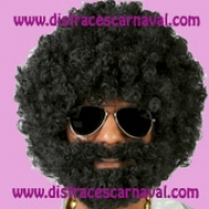 Afro + Barba