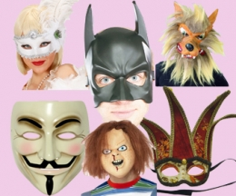 Antifaces y Mascaras