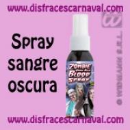 sangre artificial en spray