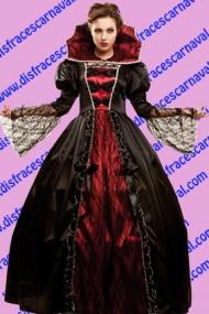 disfraz vampiresa condesa