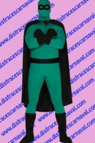 Conjunto superhéroe negro