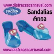 Sandalias Anna Frozen