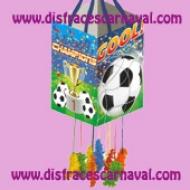 Piñata Champions Cuadrada