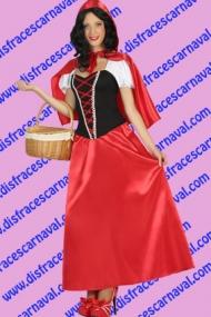 Caperucita falda larga