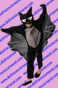 disfraz murcielago halloween