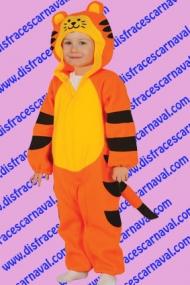 disfraz tigre garfield bebe