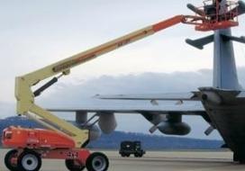 JLG M600JP Altura de trabajo hasta 20,3 m.