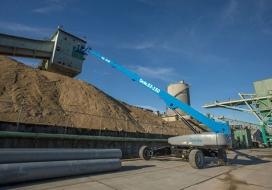 GENIE SX-150 Altura de trabajo hasta 46,33 m.