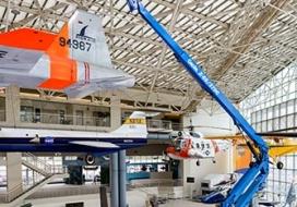 GENIE Z-60/37 DC Altura de trabajo hasta 20,16 m.