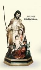 Nativity and Sacred family