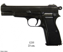 Replica Pistola Brownig HP