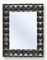 Espejo marco Gayones negro