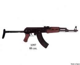 AK 47 con culata abatible