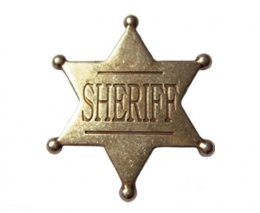 Placas Sheriff