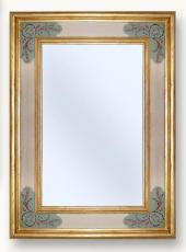 Espejos marco de madera