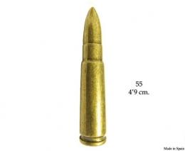 Bala ametralladora AK 47