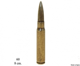 Bala de Rifle Máuser K98