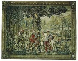 Print tapestry