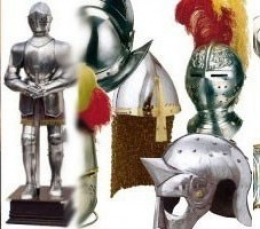 Armour and medieval complements