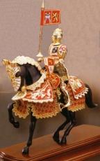 Armadura a caballo Carlos V