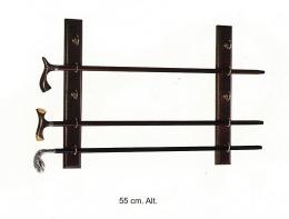 Bastonero pared 5 unidades
