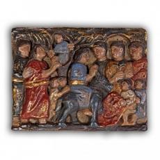 Romanesque frieze