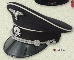 Gorra de plato SS-Allgemeine General - EREL