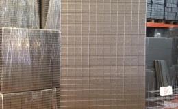 paneles en fábrica