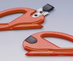 Cuchillas para cortar plásticos