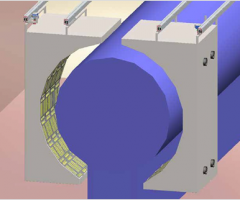 Túnel para camión cisterna