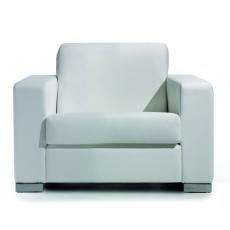 Sofá con lineas modernas y elegantes Living