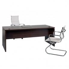 Mesa con tablero de 30 mm. modelo serie  Duo