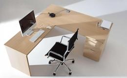 Mesa de oficina mod. Solber