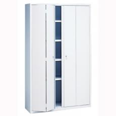 Armario con puertas plegables Md. 198x120x42 cm.