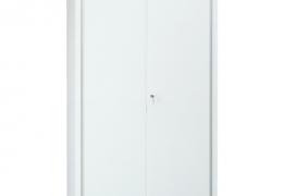 Armario con puertas correderas de 198x95x42 cm.