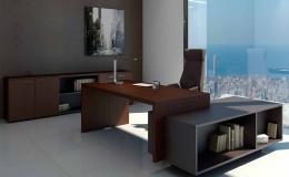 Mesa oficina Siurana
