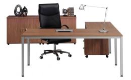 Mesa de oficina mod. Line Plus