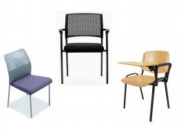Sillas multifunción, confidentes y sillas con pala