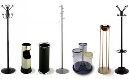 Perchero metálico mod. 1032, 1008 y 1007 BPA