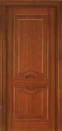 Puerta blindada B6 Plafonada Sapelly