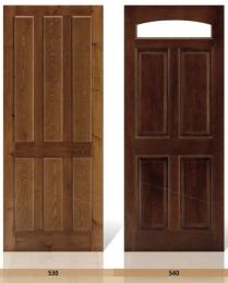 Puerta de entrada Mod. 530 y 540