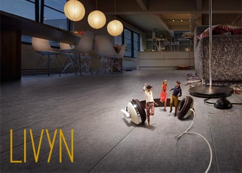 Colección Livyn, pavimento vinílico de Quick-Step