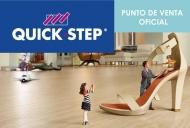 SUELOS LAMINADOS - DE MADERA - VINILO - QUICK-STEP