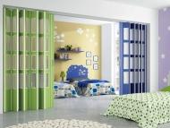 Puertas Plegables de madera - PVC - Melamina