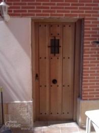 Puerta entrada Reja