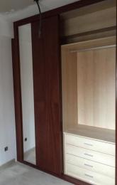 Interior de armario melamina de maple de 19 mm a...