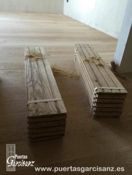 Lijado, acuchillar y barnizar el parquet de madera y tarimas en Valladolid